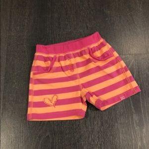 Jersey baby short